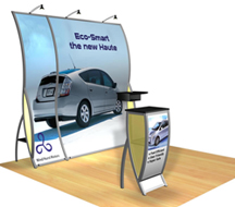 Trade Show Displays | Portable Trade ShowExhibits