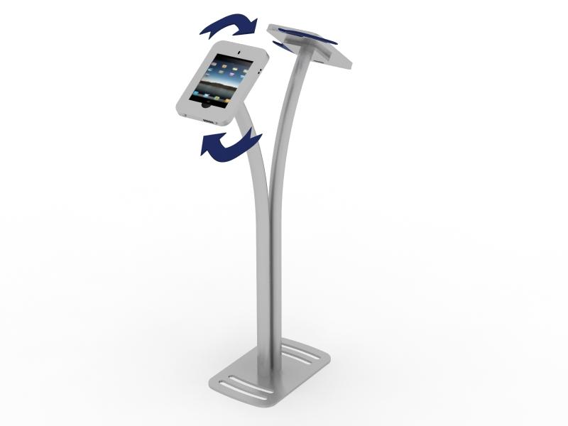 iPad Counter Mount | Counters, Pedestals, Kiosks, Workstations & Monitor Stands