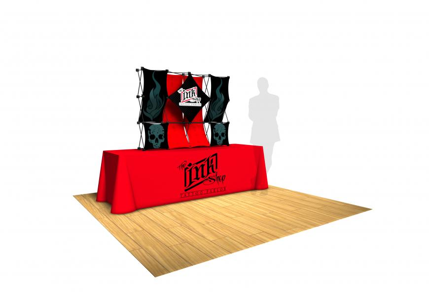 Sales Mate Table Top Displays | Trade Show Displays by ShopForExhibits