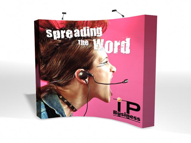 VBurst Pop Up Displays | Pop Up Displays by ShopForExhibits