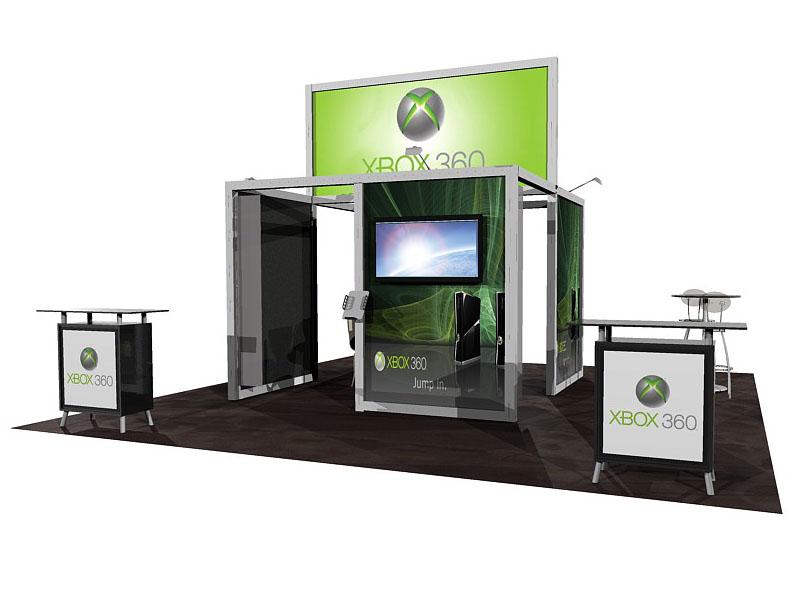 Eco Smart Island Displays