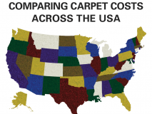 trade show booth carpet cost comparison, exhibit dollar