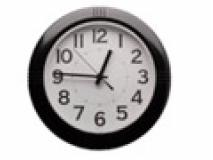 Time Management Display Clock