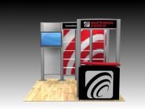 Custom Modular Hybrid Displays | Show Displays