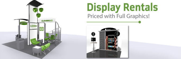 Trade Show Display Rentals | Trade Show Displays by ShopForExhibits