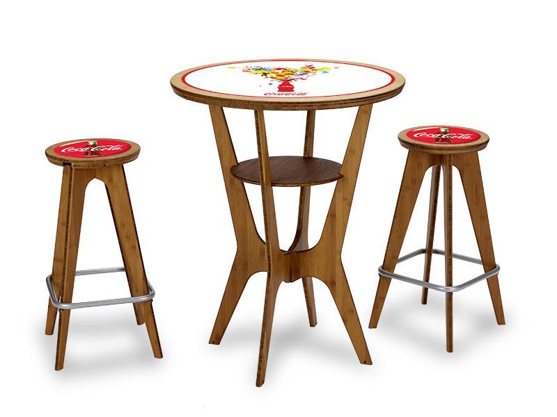 Portable Furniture OTMB 100 Portable Table Chairs
