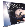 8' Jumbo Wide Retractor Kit | Jumbo Wide Retractable Banner Stand