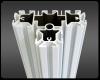 T Profile Metal | Tension Fabric Displays