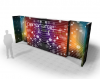 Panoramic Wall 20C   Trade Show Displays