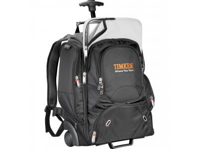 Promotional Giveaway Bags | Elleven Wheeled Security-Friendly Compu-Backpack