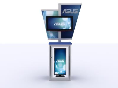 MOD-1206 Monitor Stand | Trade Show Displays