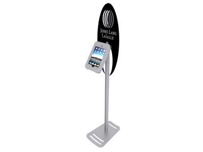 MOD-1368 iPad Kiosk | Trade Show Displays