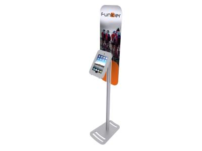 MOD-1369 iPad Kiosk | Trade Show Displays