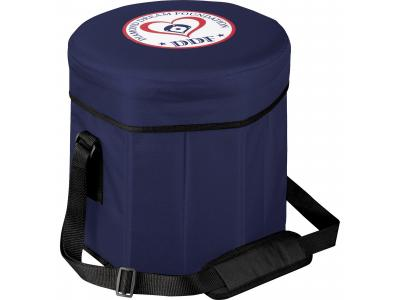 Promotional Giveaway Bags | Game Day Cooler Seat Navy