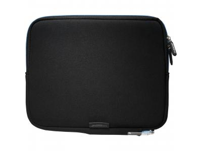 "Back of Closed Zoom Waffle Case For 10"" Tablets"