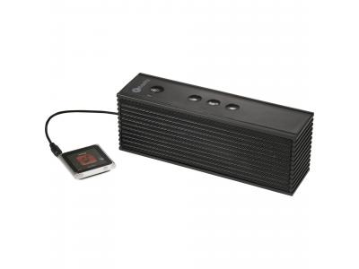 Promotional Giveaway Technology   Ifidelity Soundwave Bluetooth Speaker