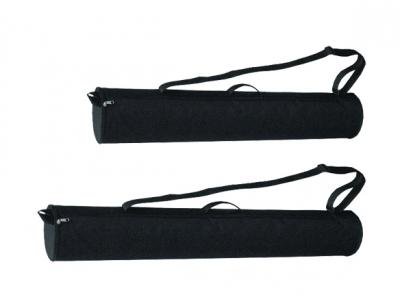 Black Nylon Case w/Core Tube | Display Cases