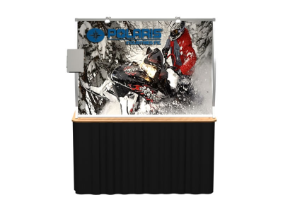Table Top Display | VK-1401 Perfect 10 Tension Fabric