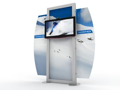 MOD-1518 Monitor Stand | Trade Show Displays