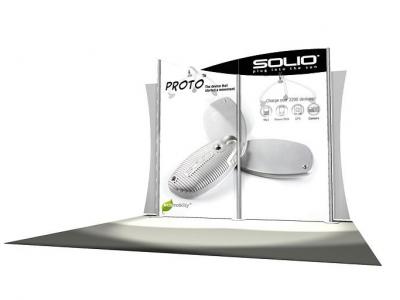 EcoFly-Orgin | Modular Hybrid Display