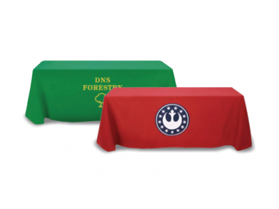 Table Throws | Trade Show Display Accessories