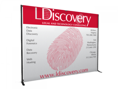 The Wall Graphic System   Tension Fabric Graphics