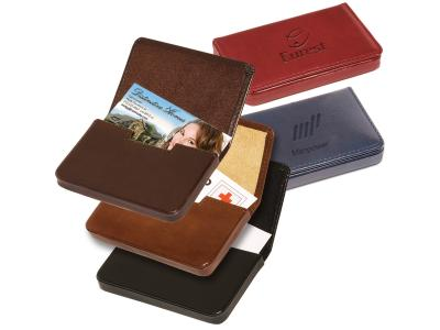 Promotional Giveaway Notes & Office Desktop | Soho Magnetic Card Case
