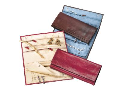 Promotional Giveaway Gifts & Kits   Diamond District Jewelry Roll