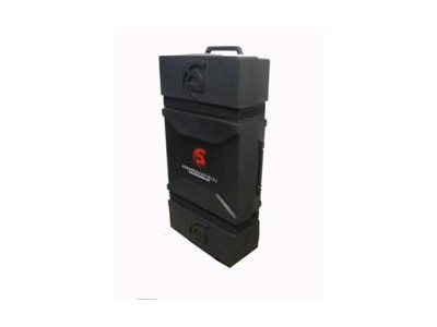 LT-550 Shippin Case with Wheels | Trade Show Displays