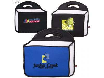Promotional Giveaway Bags | 3-D Lunch Bag