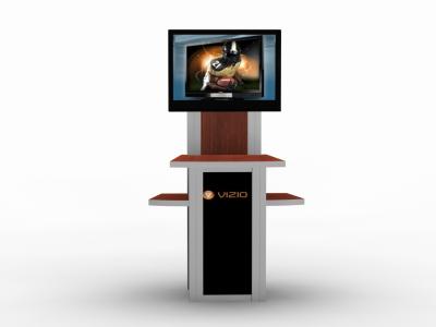 MOD-1229 Workstation | Counters, Pedestals, Kiosks, Workstations