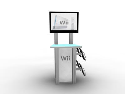 MOD - 1234 Workstation | Counters, Pedestals, Kiosks, Workstations
