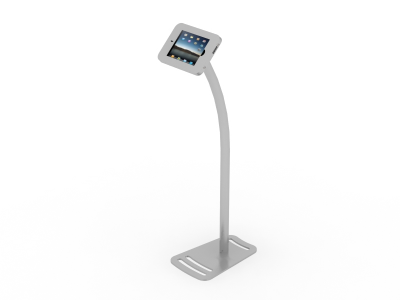 MOD-1333 iPad Kiosk | Trade Show Displays