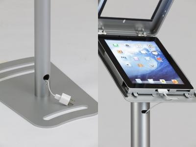 MOD-1353 iPad Kiosk | Trade Show Displays