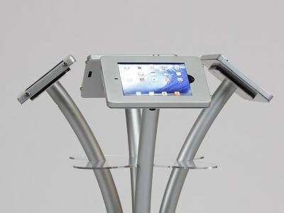 MOD-1338 iPad Kiosk close up