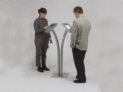 MOD-1338 iPad Kiosk