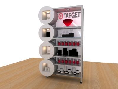 DM-1014 Retail Kiosks | Counters Kiosks Pedestals & Workstations