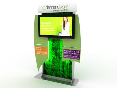 MOD-1517 Monitor Stand | Trade Show Displays