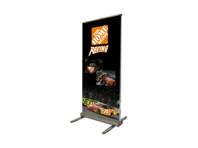 MS Outdoor Retractable Banner Stand | Banner Stands
