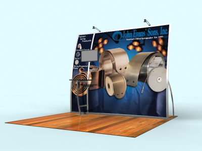 VK-1064 Magellan Miracle | Trade Show Displays