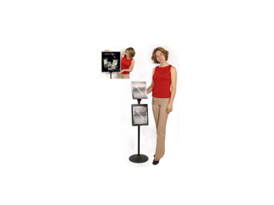 Observe Pro Signpost System | Floor Standing Accessories
