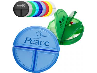 Promotional Giveaway Gifts & Kits | Pill Holder