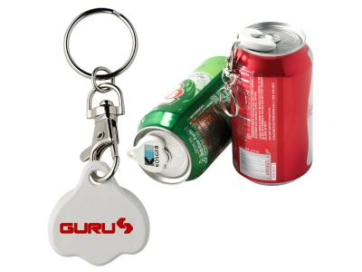 Promotional Giveaway Gifts & Kits | Cappy Beverage Cap with Key Tag