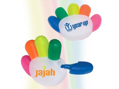 Promotional Giveaway Writing Instruments| High-Five Highlighters