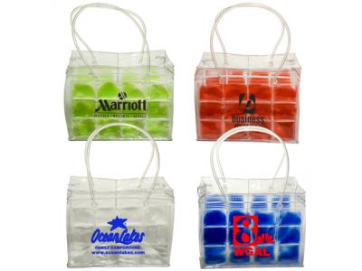 Promotional Giveaway Bags | 6-Can Flexi-Chiller