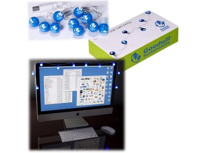 Promotional Giveaway Gifts & Kits | USB String Lights