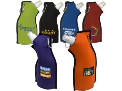 Promotional Giveaway Drinkware | Neoprene Flexi-Bottle