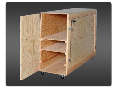 Large Panoramic Crate | Tension Fabric Displays
