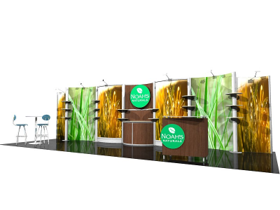 10 x 30 Foot Eco Smart | Custom Modular Hybrid Displays