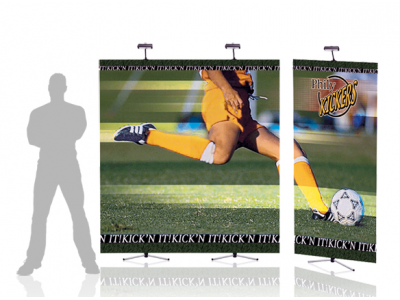 Range Banner Stand | Banner Stands
